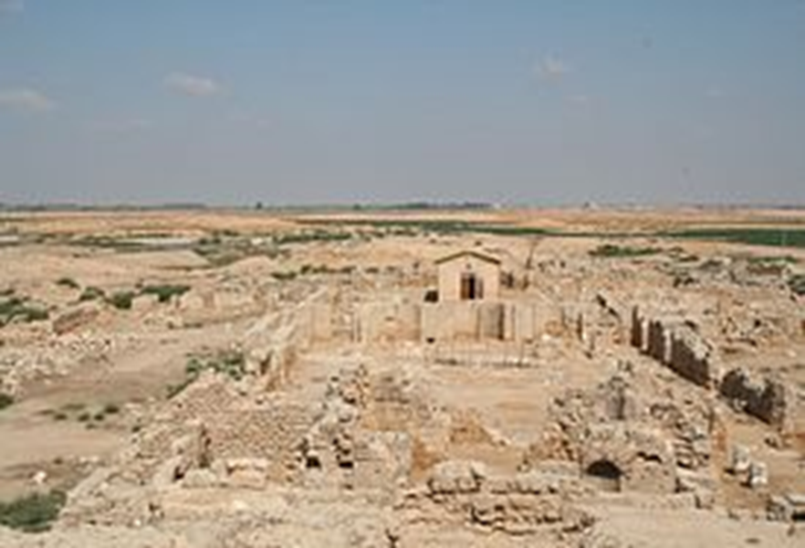 エジプトの世界遺産・アブ・メナ