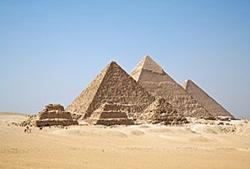 世界遺産三大ピラミッド