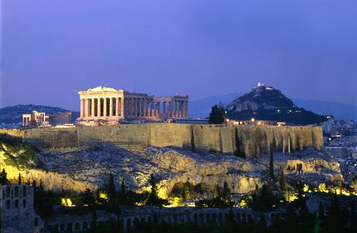 ギリシャの世界遺産・パルテノン神殿