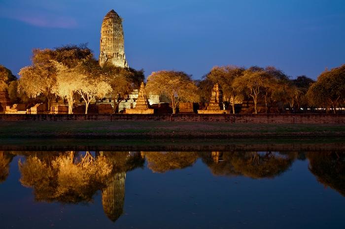 タイの世界遺産・アユタヤ