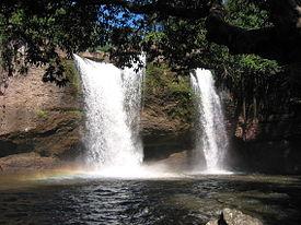 タイの世界遺産・ドンパヤーイェン-カオヤイ森林地帯