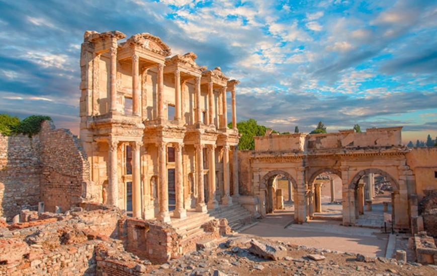 トルコの世界遺産・エフェス遺跡