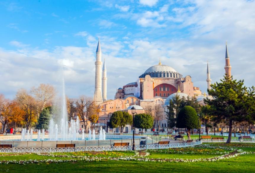 トルコの世界遺産・イスタンブール歴史地域