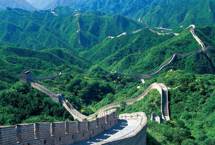 中国の世界遺産・万里の長城