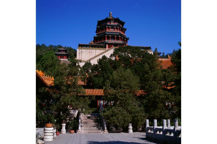 中国の世界遺産・頤和園
