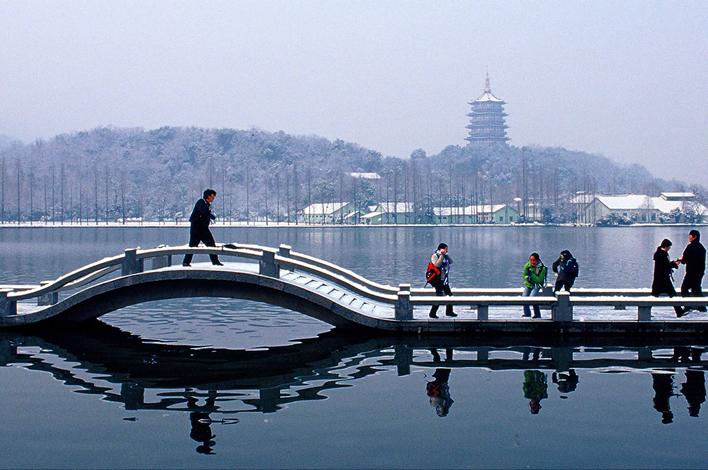中国の世界遺産・西湖