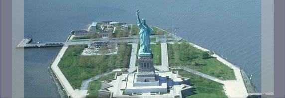 アメリカの世界遺産・自由の女神像