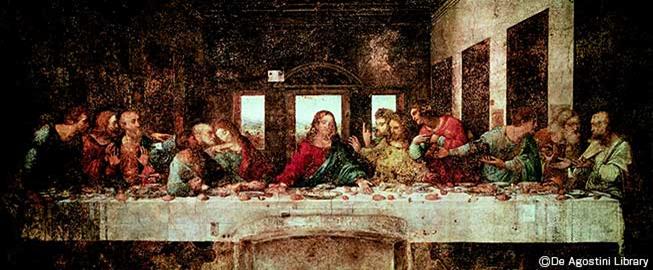 イタリアの世界遺産・サンタ マリア デッレ グラツィエ教会