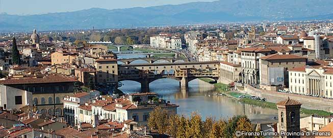 イタリアの世界遺産・フィレンツェ歴史地区