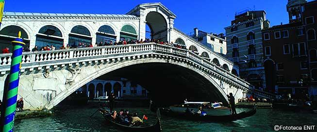イタリアの世界遺産・ヴェネツィア
