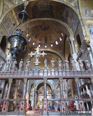 イタリアの世界遺産・サン・マルコ大聖堂
