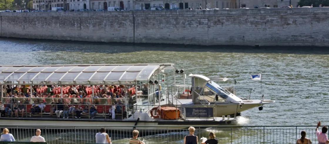 フランスの世界遺産・パリのセーヌ河岸