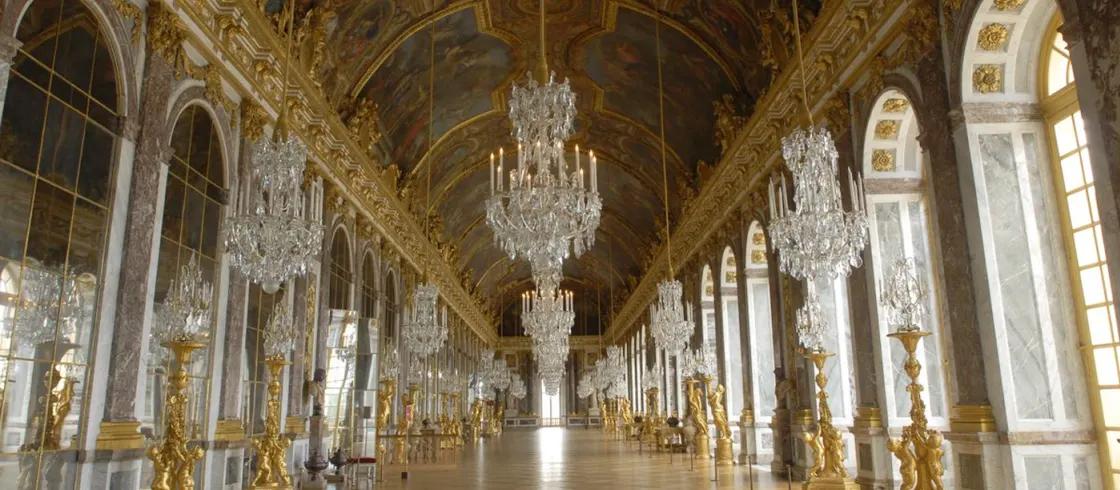 フランスの世界遺産・ヴェルサイユの宮殿と庭園