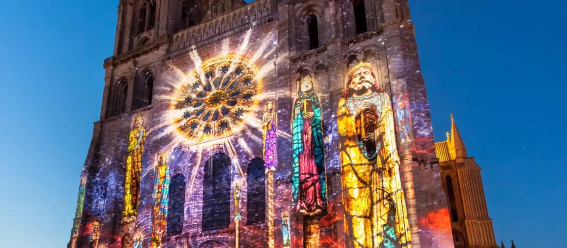 フランスの世界遺産・シャルトル大聖堂