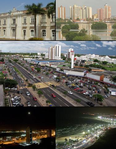 ブラジルの世界遺産・サン ルイス歴史地区