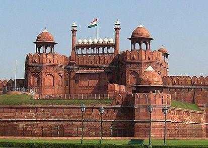 インドの世界遺産・レッド フォート (ラール キラー)