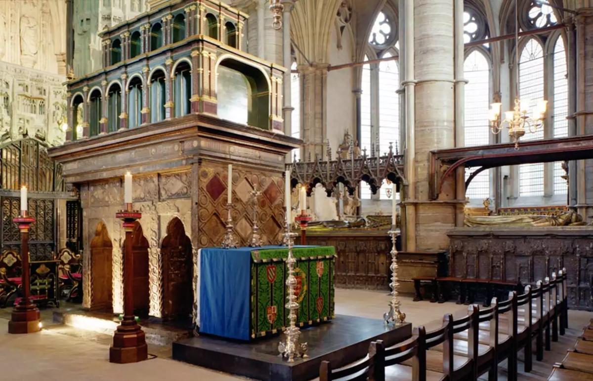 イギリスの世界遺産・ウェストミンスター寺院