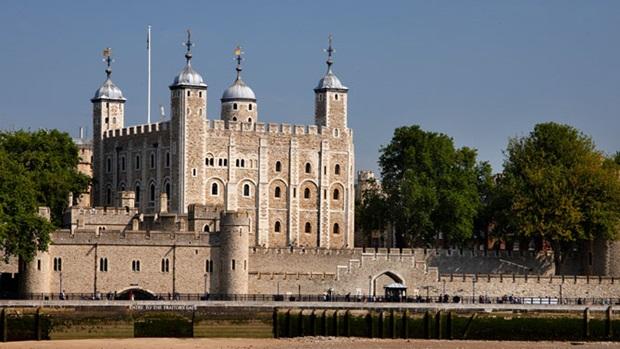 イギリスの世界遺産・ロンドン塔