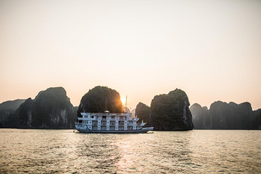 ベトナムの世界遺産・ハロン湾