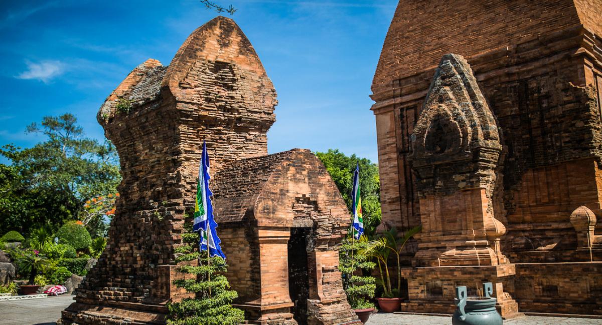 ベトナムの世界遺産・ミーソン遺跡