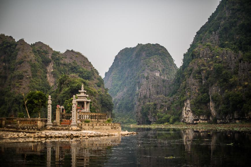 ベトナムの世界遺産・チャン アンの景観美関連遺産群