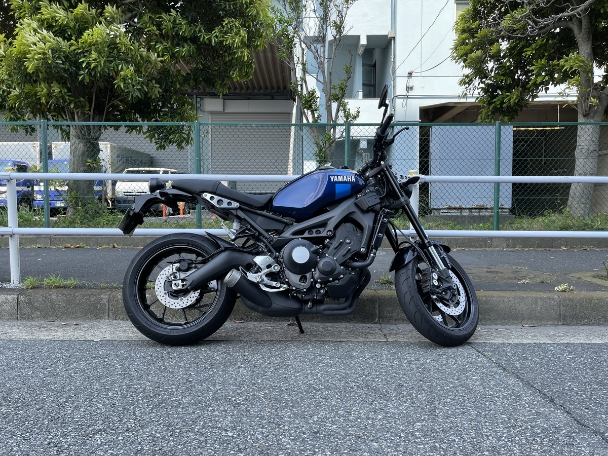 レンタル819 バイクレンタル 大型バイク ヤマハ XSR900