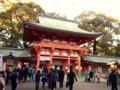 [埼玉県][さいたま市大宮区]武蔵国一宮 氷川神社