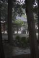 [山梨県][笛吹市]甲斐国一宮 浅間神社…に着いた途端、土砂降り