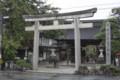 [山梨県][笛吹市]甲斐国一宮 浅間神社 二の鳥居&随神門