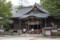 四柱神社 拝殿