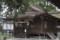 筑摩神社 拝殿