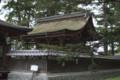 [長野県][松本市]筑摩神社 本殿