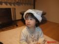 ビニール帽子