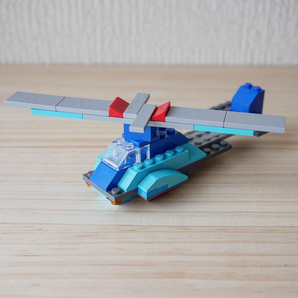 lego 10698 飛行機