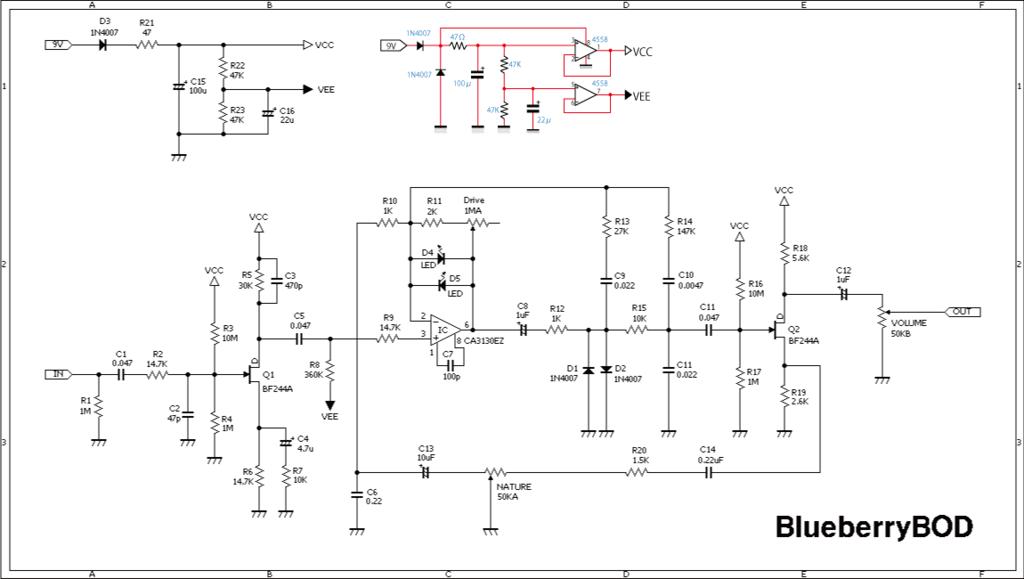 blueberryBassOverDriv回路図