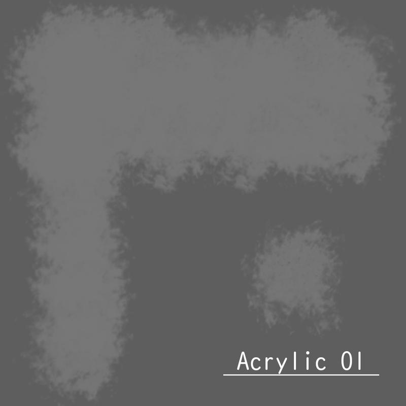 アクリル Acrylic 01の画像