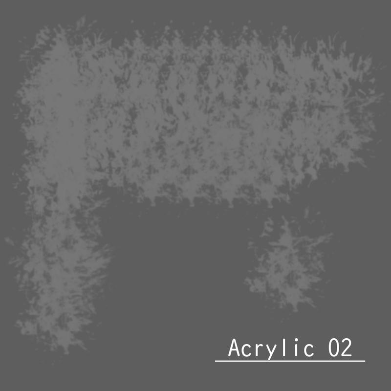 アクリル Acrylic 02の画像