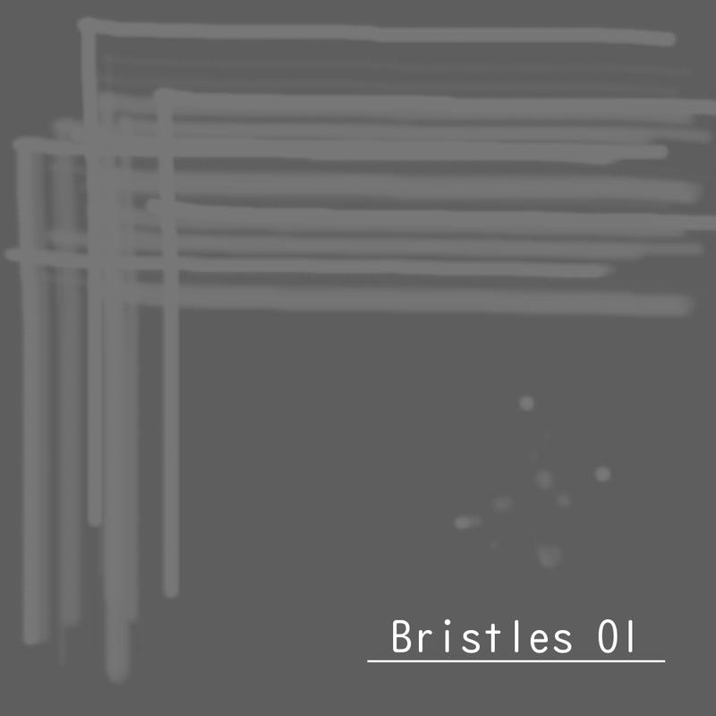 毛 Bristles 01の画像