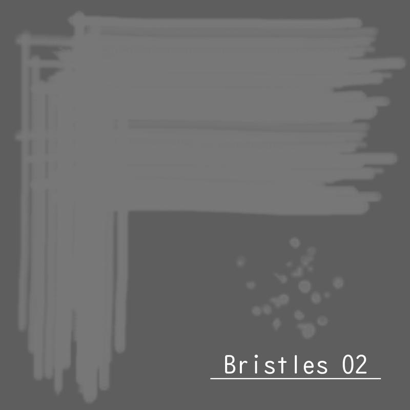 毛 Bristles 02の画像