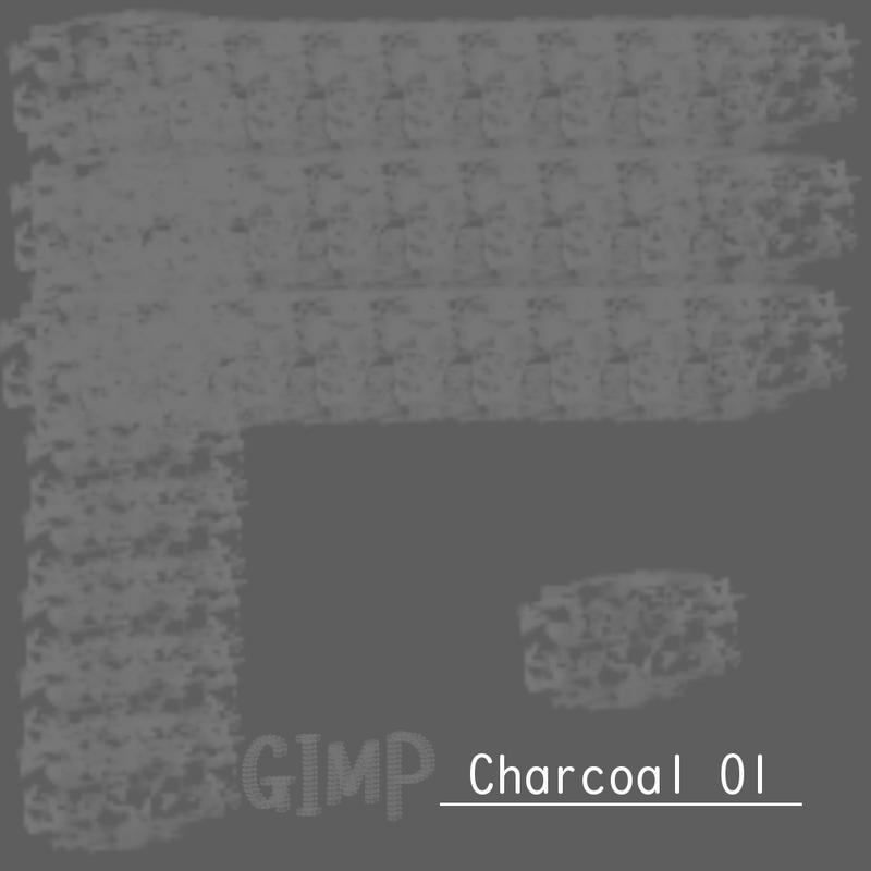 炭 Charcoal 01の画像