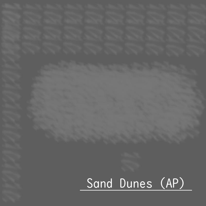 砂丘 Sand Dunes (AP)の画像