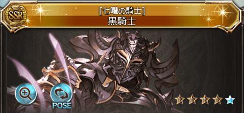 闇黒騎士の画像
