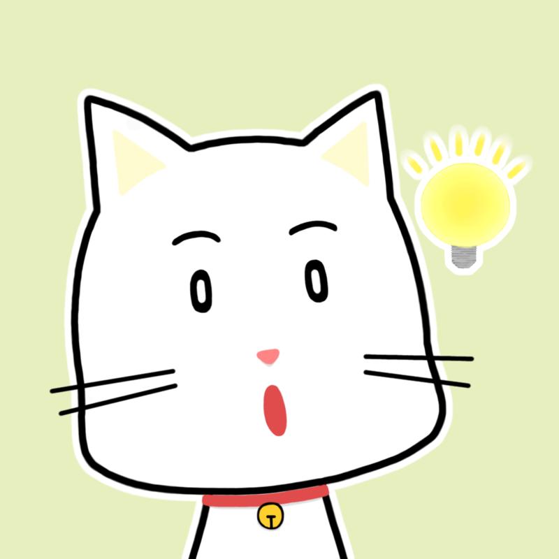 会話相手ネコ顔アイコン-納得M