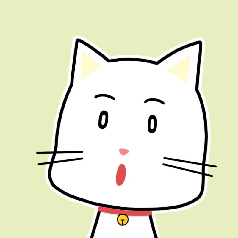 会話相手ネコ顔アイコン-納得NR