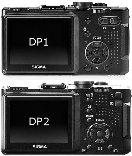 DP2 vs. DP1 rear