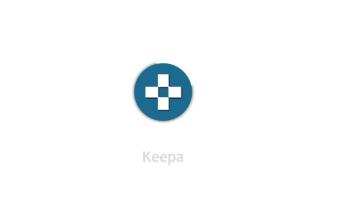 keepaがロードしている画面の画像