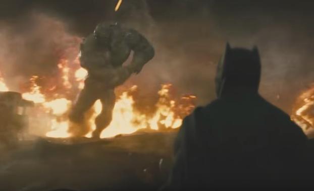 蚊帳の外のバットマン