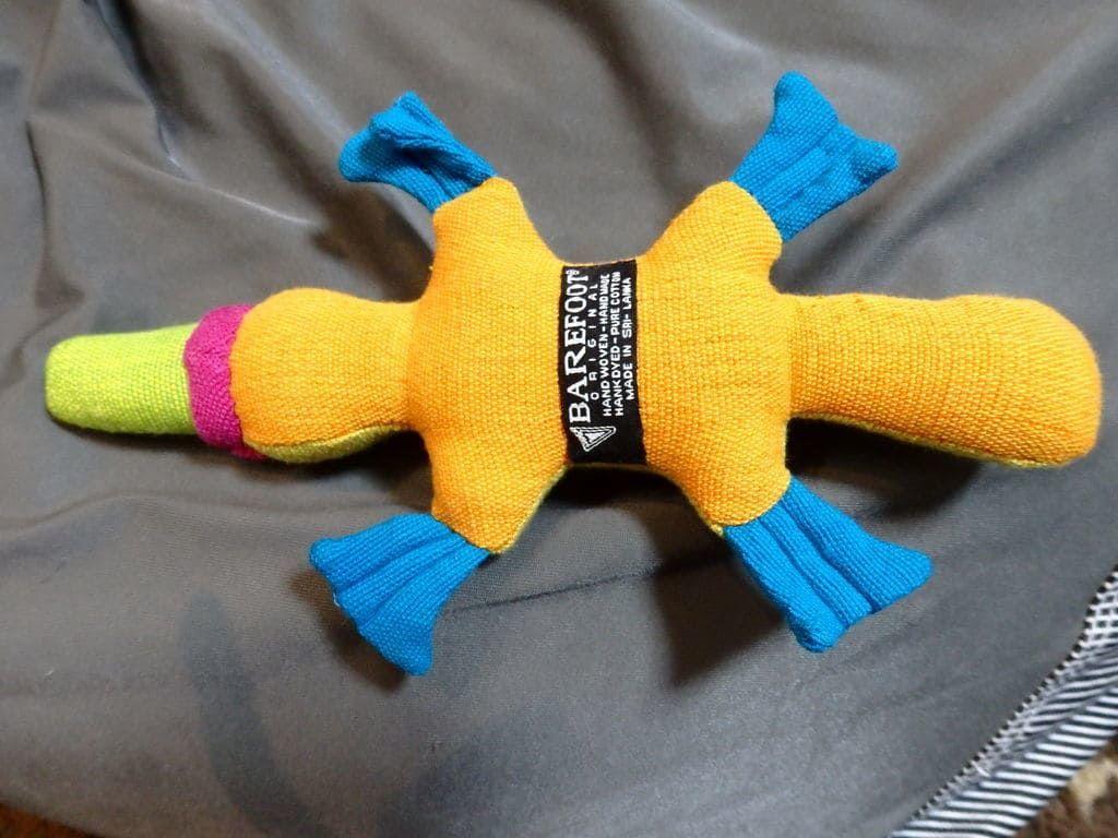 ベアフット(BAREFOOT) SMALL PLATYPUS カモノハシのぬいぐるみ