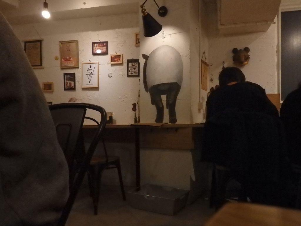夜パフェ専門店パフェテリア ベル (Parfaiteria beL)店内