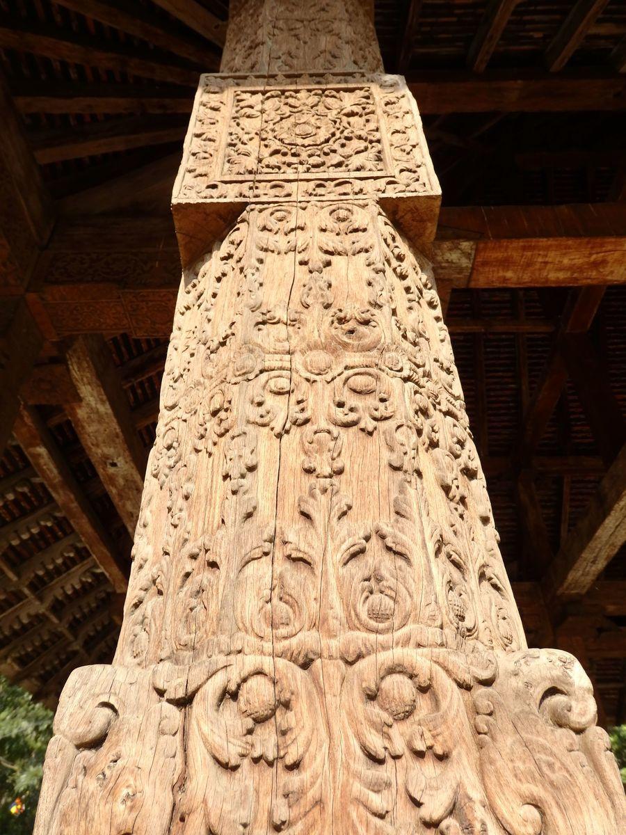 仏歯寺 建造物